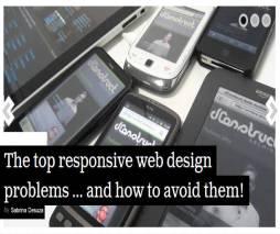 responsive problems