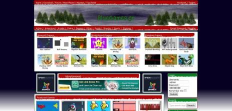 bluegames website